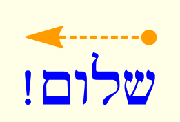 Learn hebrew without vowels like english